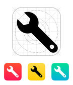 Repair Wrench icon. — Stock Vector