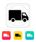 Delivery Truck icon. — Stock Vector