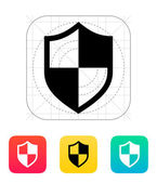 Protection icon. — Vector de stock