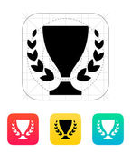 Trophy and awards icon. — Stock Vector