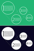 Modern Design Layout — Stock Vector