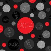 2014 Design Background — Stock Vector