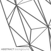Gray line — Stock Vector