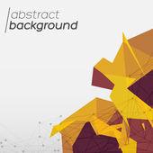 Abstracte mesh achtergrond — Stockvector