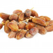 Piled dates — Stock Photo