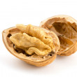 Stock Photo: Closeup from walnuts