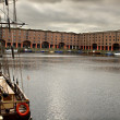 Albert Dock Liverpool — Stock Photo