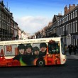 Liverpool bus for 2008 — Stock Photo #21112583