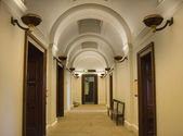 Elegant hallway — Photo