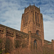 Stock Photo: Liverpool AnglicCathedral