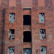 Old derelict victoriwarehouse — Stock Photo #21121445