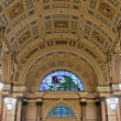 Interior of St Georges Hall, Liverpool, UK — Stock Photo