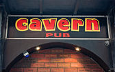 The Cavern Club, in Mathew St, Liverpool, UK. — Stock Photo