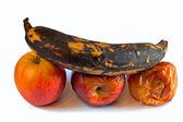 Rotten fruit — Stock Photo