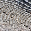 Amphitheatre in Pamukkale, Turkey — Stock Photo