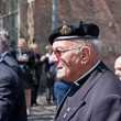 World War 2 veterans marching in Liverpool, UK — Stock Photo #25948197