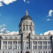 Port of Liverpool building — Stock Photo #30093431