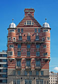 White Star Line building in Liverpool, UK — Stock Photo