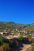 Vieux village abandonné de grec, turc de doganbey, turquie — Photo