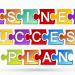 Business success plan — Stock Vector