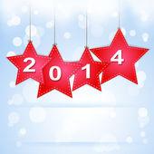 Star de 2014 — Vecteur