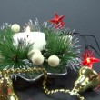 Stock Video: Holiday decoration