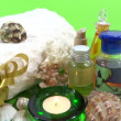 Stock Video: Relaxation products
