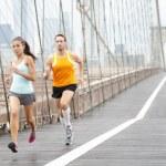 Runners — Stock Photo #20787245