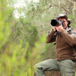 Photographer in nature — Stock Photo #22311447