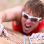 Climbing challenge — Stock Photo #22312005