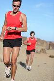 Rennen sport und fitness — Stockfoto
