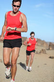 Running sport — Stock Photo
