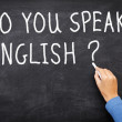 Stock Photo: English Learning language