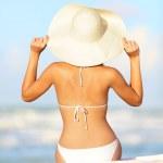 Travel vacation woman — Stock Photo