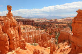 Bryce Canyon National Park landscape, Utah, USA — Stock Photo
