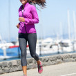 Woman running — Stock Photo #26073639