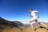 Running sport runner man — Stock Photo