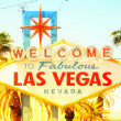 Las Vegas sign — Stock Photo #31779097
