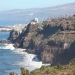 Stock Video: Tenerife landscape near Puerto de la Cruz