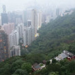 Victoria Peak Tram - Tramway in Hong Kong — Stock Video