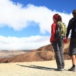 Young Couple Hiking — Foto de Stock