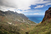 Tenerife - Taganana village — Stock Photo