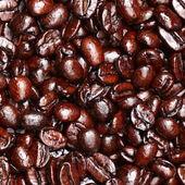Textura de fondo de granos de café — Foto de Stock