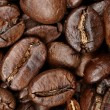 Stock Photo: Texture background coffee beans closeup