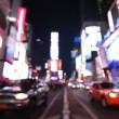 New York City Times Square Manhattan background — Stock Video #41999233