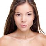 Beauty woman portrait - brunette — Stock Photo #21563637