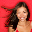 Beauty woman happy — Stock Photo #21563953