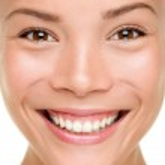 Beauty skin care woman closeup — Stock Photo #21565321