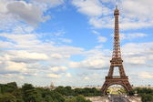 Eiffel Tower - Paris — Stock Photo