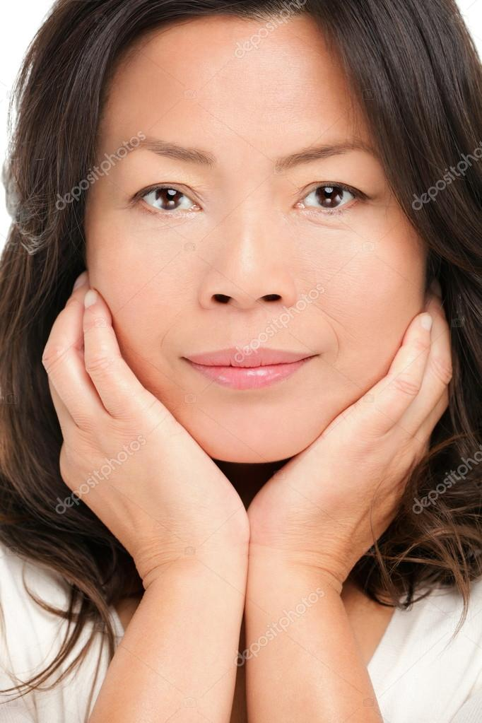 Images Of Asian Middle Aged Women